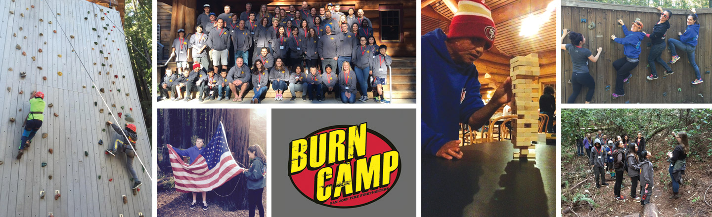 Kids Burn Survivor Camp - 2017 Charity Gala 2016