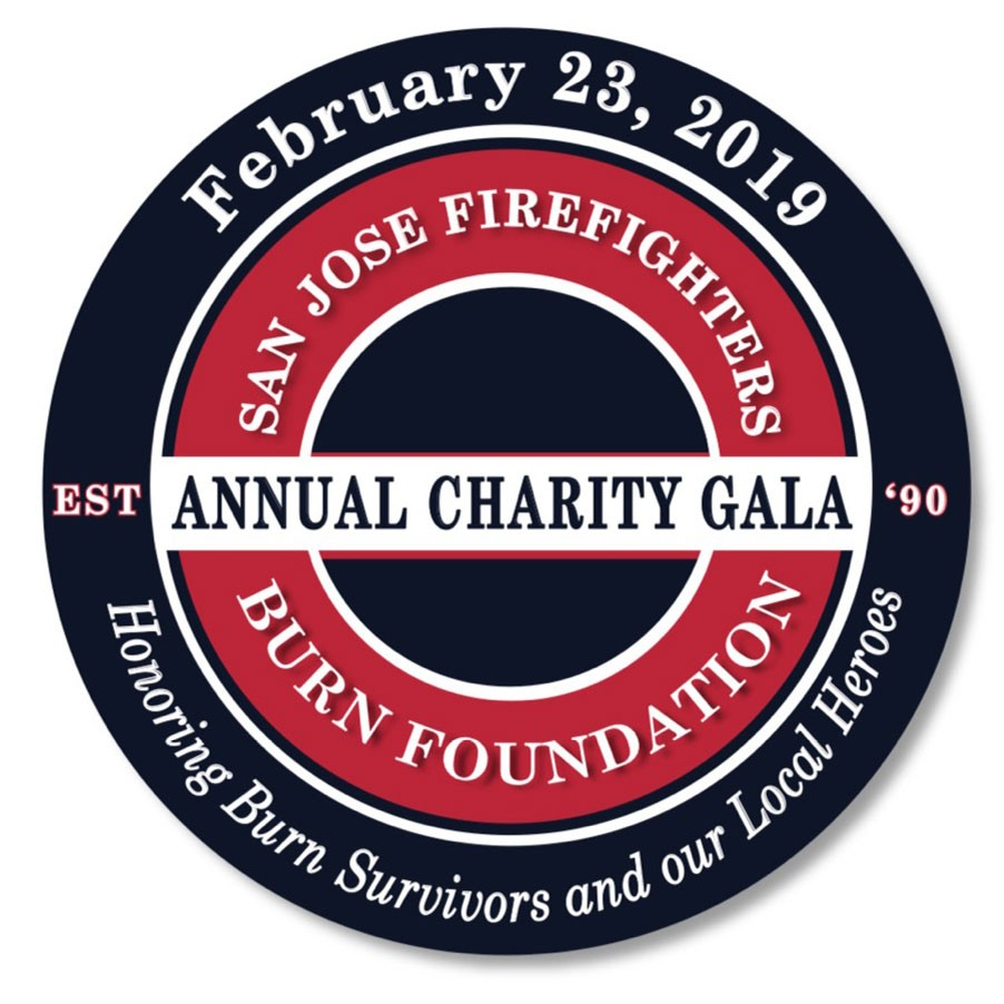 2019 San Jose Fire Fighters Burn Foundation Charity Gala