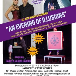 An Evening of Illusions!